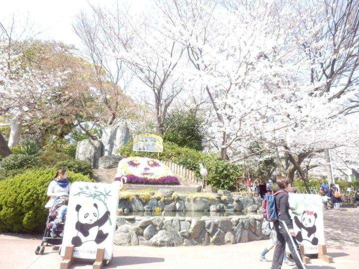 王子動物園入り口