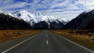 ニュージーランド山