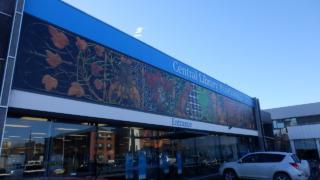 ニュージーランド図書館