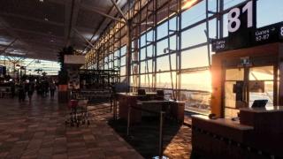 オーストラリアーブリスベン空港
