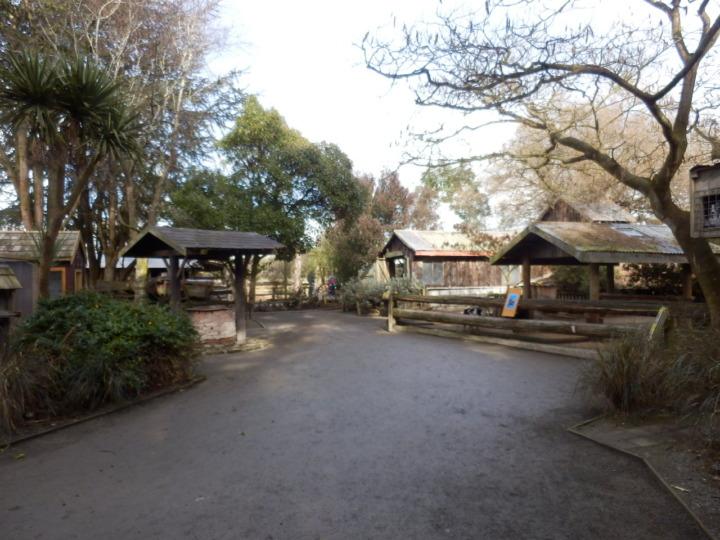 ウィローバンク-農村
