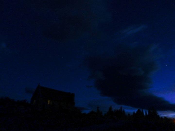 テカポ-夜-良き羊飼いの教会